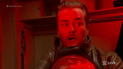 HE'S @realboogey, and HE'S COMIN' TO GETCHA!#RawReunion @WWEMaverick