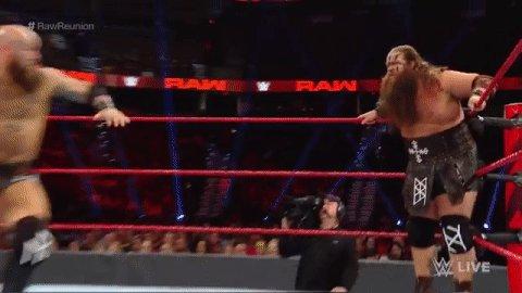 Three words:JOIN. THE. RAID. @Erik_WWE @Ivar_WWE #VikingRaiders