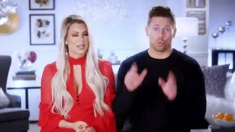 The #ItFamily is back on our screens, and it feels so right. 👨👩👧Stay locked in to @USA_Network after #RawReunion for a special #MizAndMrs sneak peek! New episodes begin tomorrow at 10:30pm ET. @mikethemiz @MaryseMizanin