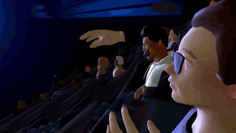Image for the Tweet beginning: July Platform Updates: #OculusVenues Coming