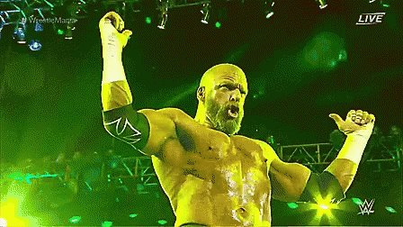 Happy Birthday to my idol and Favorite wrestler Triple H!!!!!