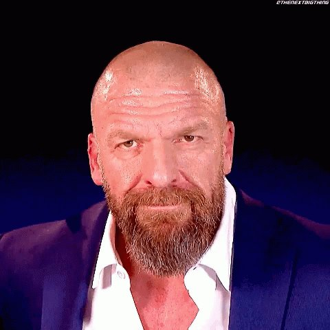 Happy birthday, Triple H!