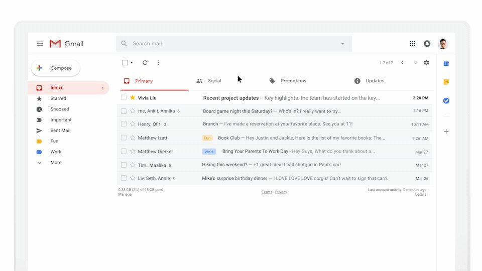 Go from 😨 to 🙌 with Undo Send. Learn how you can take back an email because of a typo, missing recipient, etc. → https://goo.gle/2YnEGL6
