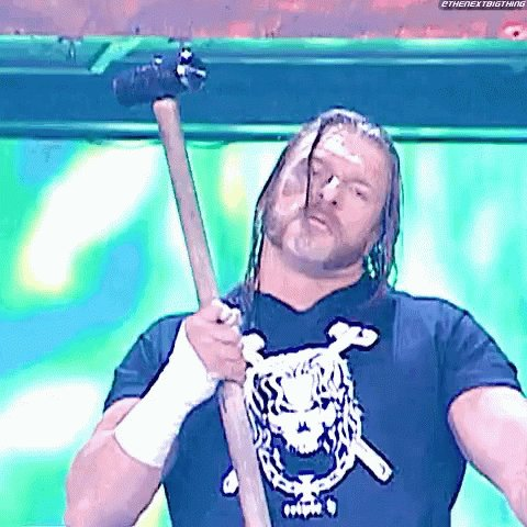 Happy Birthday Triple H!!!