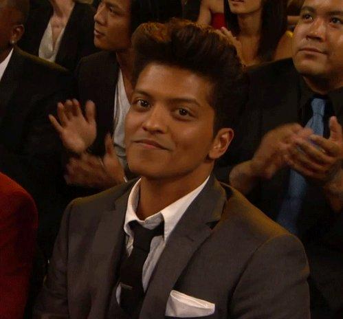 Replying to @HooliganKylie: RT TO VOTE  #MTVHottest Bruno Mars