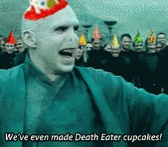 Happy Birthday & Harry Potter!