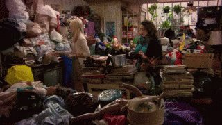 #IWouldntSayImAHoarderBut I collect clutter