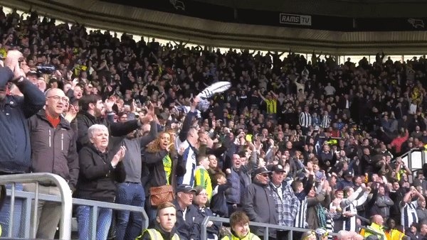 West Bromwich Albion @WBA