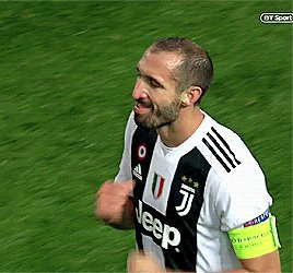 Happy birthday to best defender in the world Giorgio Chiellini