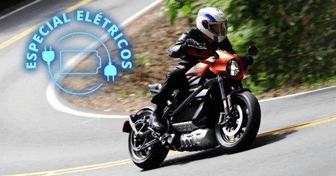 Harley-Davidson sem ronco: veja como anda a primeira moto elétrica da história da marca https://glo.bo/2Kzfeuc #G1 #AutoEsporte
