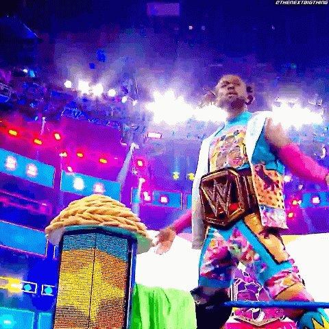 Happy Birthday to the WWE Champion Kofi Kingston
