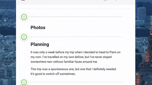 Telling the story of your summer vacation? 🏖️ You can now upload multiple images at once on Wakelet! 📸
