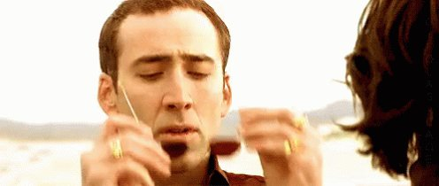 I now will communicate strictly in Nicolas Cage gifs