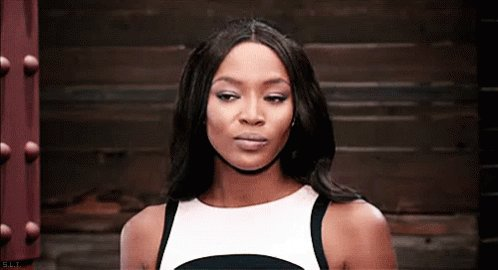 Naomi Campbell is more South African than Charlize Theron.   Happy Birthday Naomi Campbell, whenever it is.