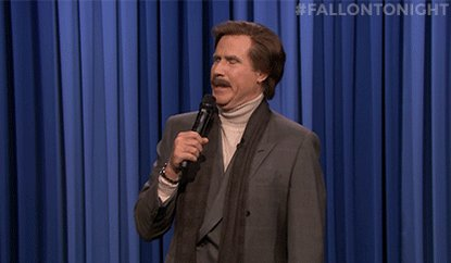 Ron Burgundy talks Shawn Mendes beef and heckling baseball players in his Tonight Show stand-up debut! https://www.youtube.com/watch?v=JRgoVGu4WHQ…