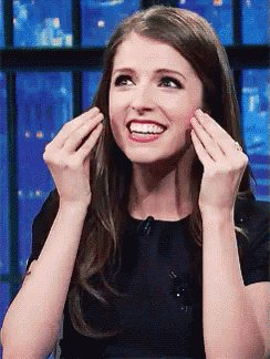 Also happy birthday to the loml miss anna kendrick I LOVE U SO MUCH