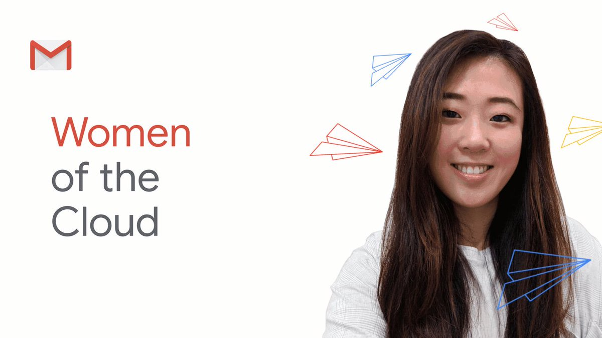 Meet Cindy Tung. She is a Software Engineer at Google who helps Gmail users declutter their inboxes and prioritize their most important emails. #WomenInTech