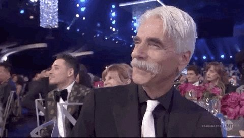 Wishing Sam Elliott a very Happy Birthday and many, many more!