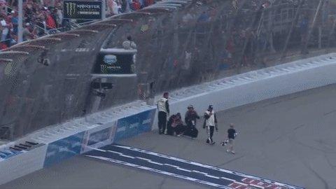 NASCAR on Twitter