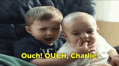 "I\m not sure who this happy birthday Charlie is. Is it Charlie sheen, or ""Charlie bit my finger\""??"