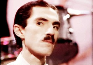 Ron Mael s all you haven t wished me a happy birthday yet.