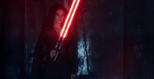 Sith Army Knife. #StarWars #RiseOfSkywalker
