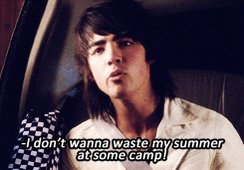 Joe Jonas turns 30 today, but we'll never forget the iconic summer he spent at Camp Rock. Happy birthday, Joe!