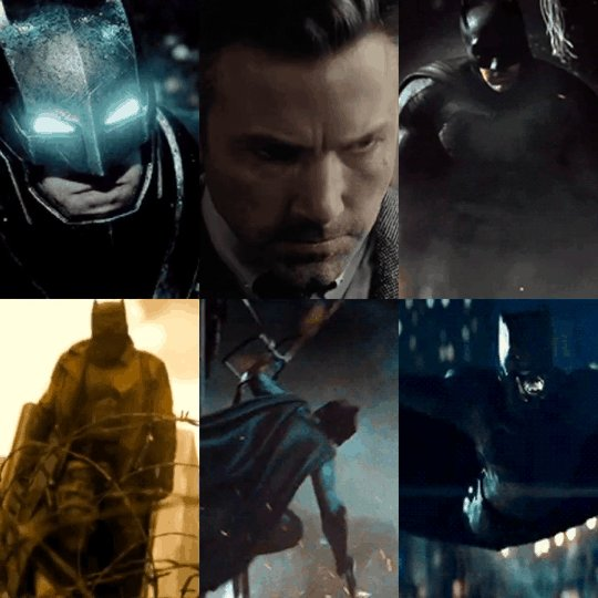 He will always be my Batman. Happy Birthday to Ben Affleck