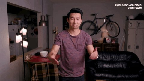 Happy Friday! #BringItIn @SimuLiu