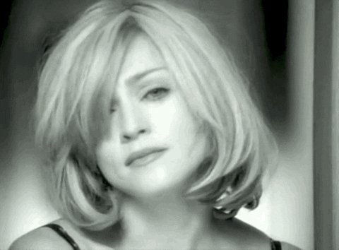 Happy birthday!  Madonna, American entertainer, turns 61.