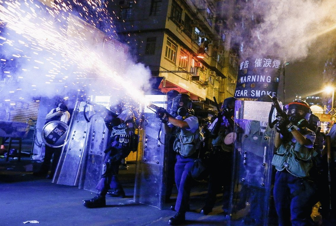 Hong Kong protesters have issued the most brazen challenge to China's Communist Party leadership in the former British colony since it was handed back to Beijing. @Reuters goes inside the protest movement: https://reut.rs/2z1YW6y