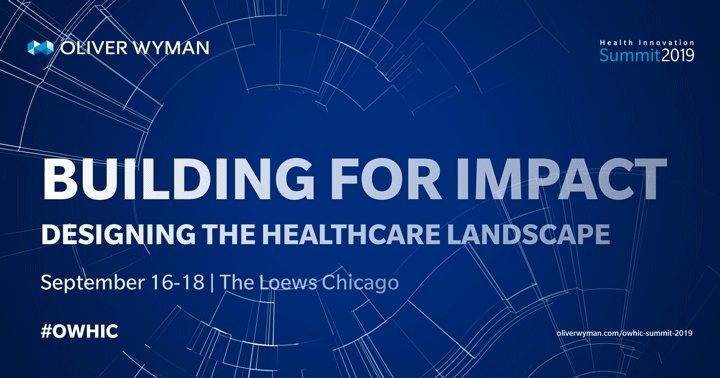 Oliver Wyman Health Innovation Summit 2016