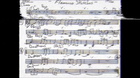 Image for the Tweet beginning: With Flamenco Sketches, the piece