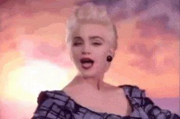 Image for the Tweet beginning: Avui #Madonna fa 61 anys!