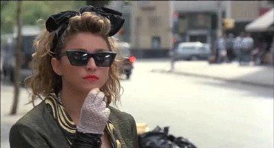Happy birthday Madonna!