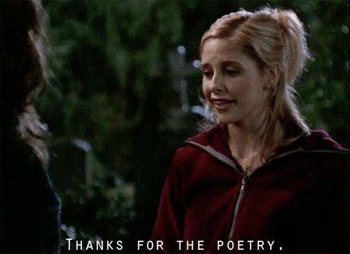Yayyyyyyyyy Buffy The Vampire Slayer #LateNightMovie