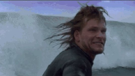 Happy birthday to the Bodhisattva  Patrick Swayze who would have turned 67 today