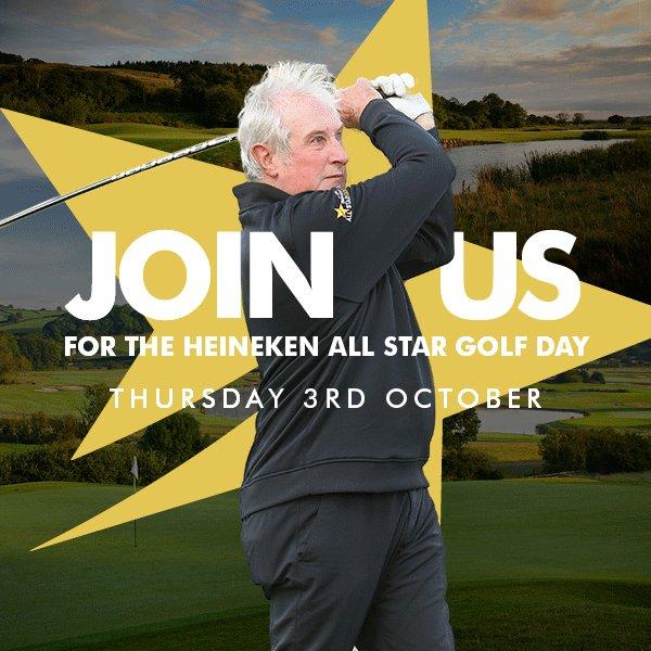 Join sporting stars on the 2010 Course on the 9th anniversary of hosting the #RyderCup. Impress clients & friends at this unique golf day! ⭐🏌️♂️⭐Captains include @ScottQuinnell @VanGough4 @byrney_15 @mattletiss7 @cricketdaffy @kelvin_fletcher & more!⛳http://bit.ly/30fdP1q