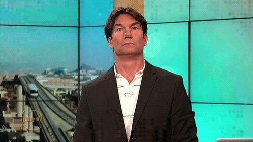 When someone tells me they aren't watching The @JerryOShow. #JerryO @MrJerryOC