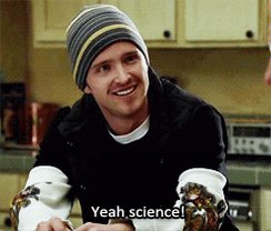 Happy birthday to our favorite on-screen chemist, and off-screen activist, Jesse Pin we mean, Aaron Paul!