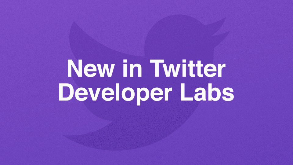 Our latest Twitter Developer Labs release helps you quickly assess the impact of your Tweets. Today, we're releasing   ✨a new metrics endpoint✨  https://t.co/0zfDWzlE7W https://t.co/7gTmm9gBfs