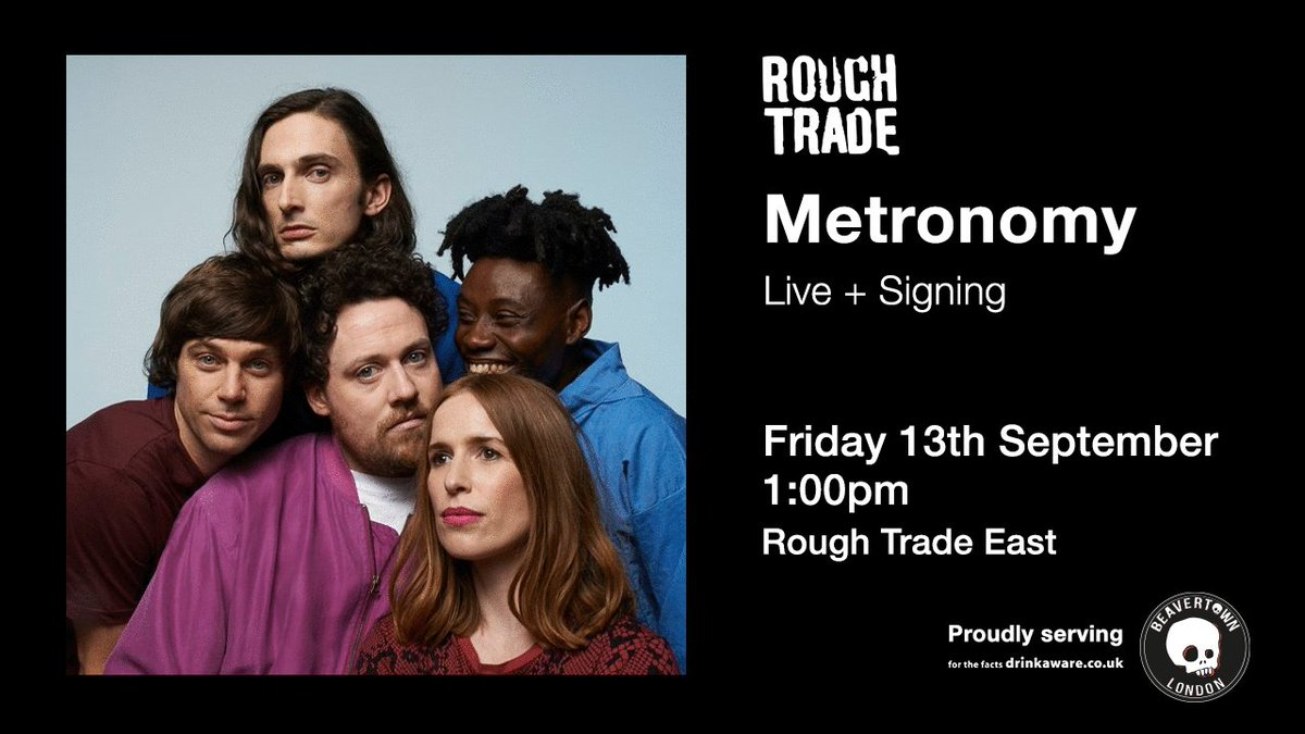 @RoughTrade's photo on JUST ANNOUNCED