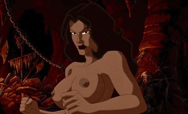 Heavy metal sex scene