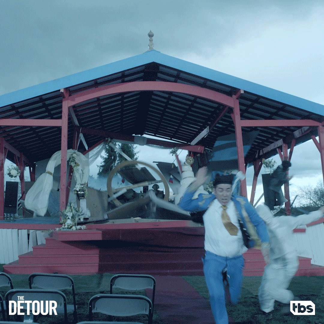Pee-Paw was very attached to that car, you know. #TheDetour