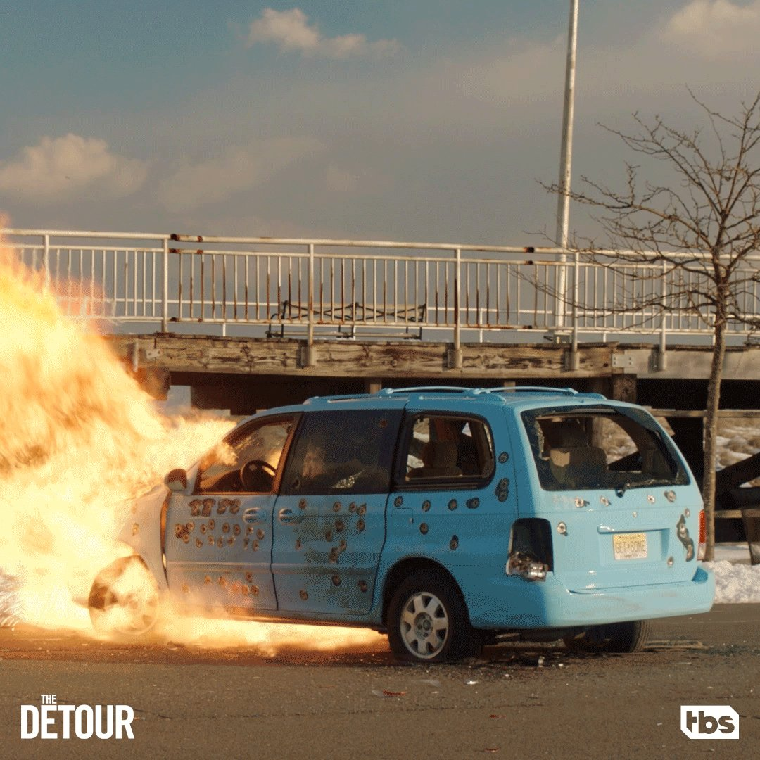 And THAT'S how you do a season finale. #TheDetour