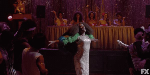 Pray Tell with the superstar glam wig. #PoseFX
