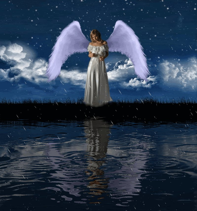 Happy Thursday to all the members of the #LateNightMovie Gang!  Today is Be An Angel Day!