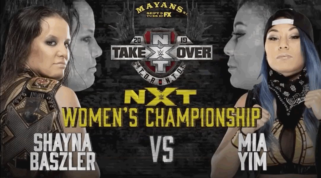 #NXTTakeOver: Toronto is streaming RIGHT NOW on @WWENetwork, and the @WWENXT #WomensTitle is about to begin! http://wwe.me/xuJYYI