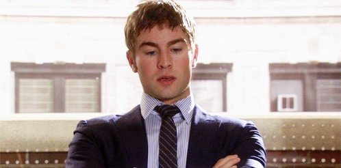 nate and serena shouldve been end game and im forever mad #gossipgirl