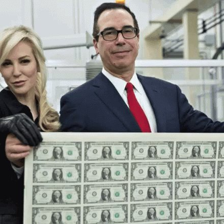 @PikachuSerena Steve (the gopher) Mnuchin.  I just can't stomach him and his Gold Digger wife. https://t.co/f34Kvsvg1e
